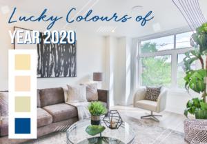 Home Decor Colour Trends 2020