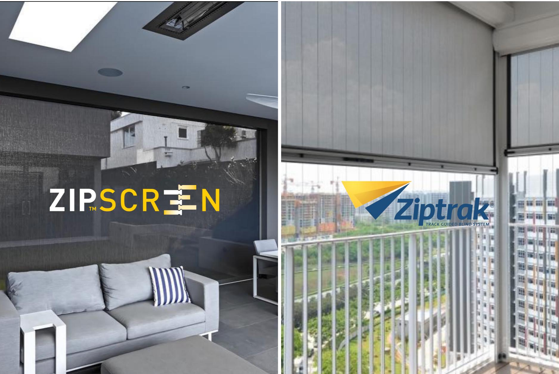 ZipScreen vs ZipTrak